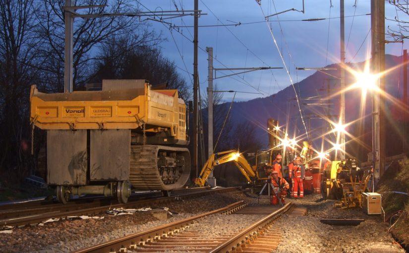 Ausbauprojekte im RheinMain-Gebiet