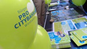 Infostand am Wiesbadener Wochenmarkt @ Marktplatz Wiesbaden
