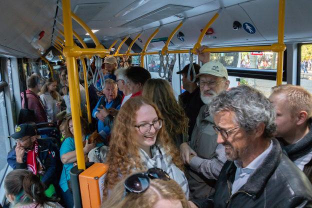 Berechnung von Buskapazitäten