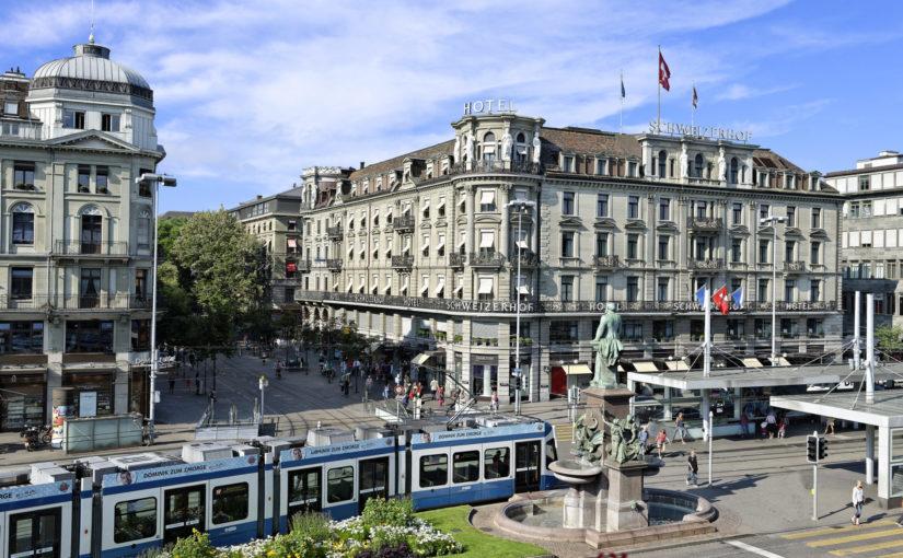 02.12. Bahnsinnig gut shoppen in Zürich