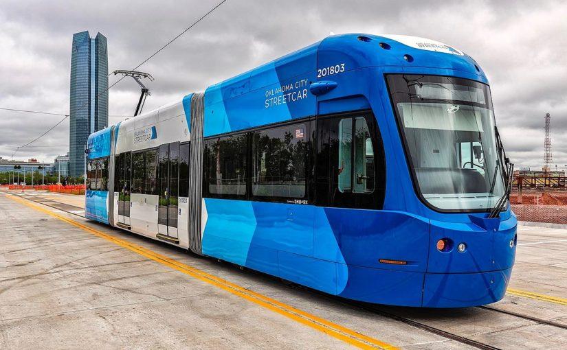 14.12. Neue Straßenbahn für die größte Autofahrernation