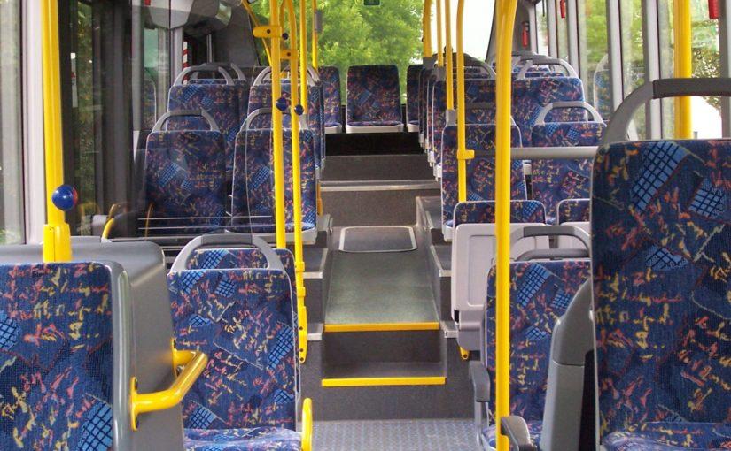 Übersicht der Kapazitäten gängiger Busmodelle