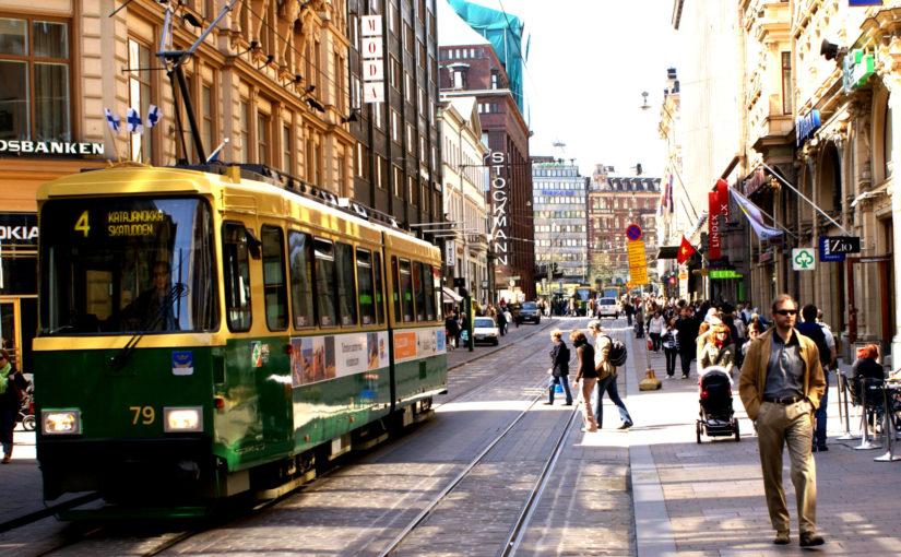 23.12. Winterliches, autofreies Lebensgefühl in Helsinki