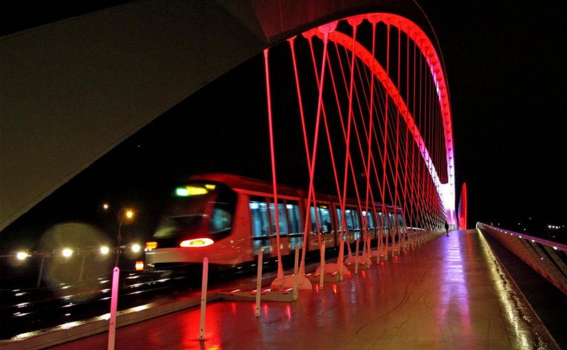 """03.12. Grenzüberschreitend: Mit der Straßenbahn in die """"Capitale de Noël"""""""