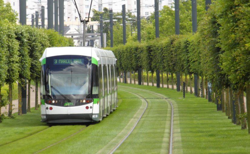 Grüne Gleise