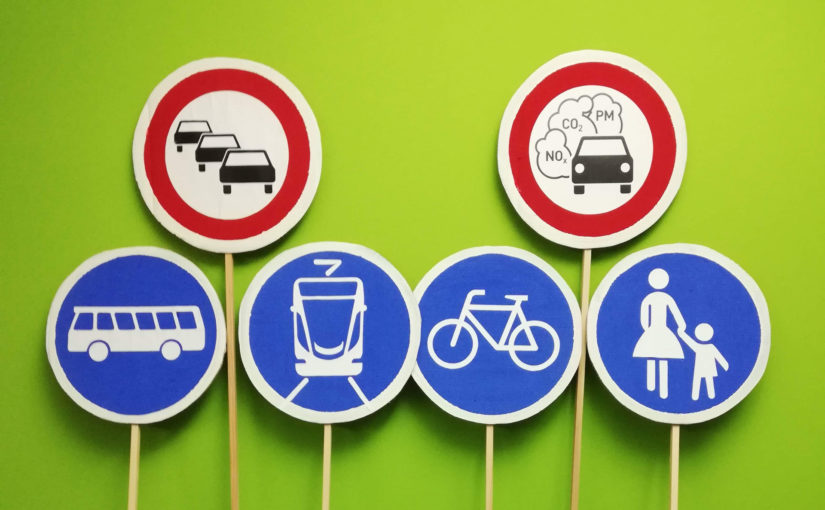 Nachhaltige Verkehrspolitik wirkt!