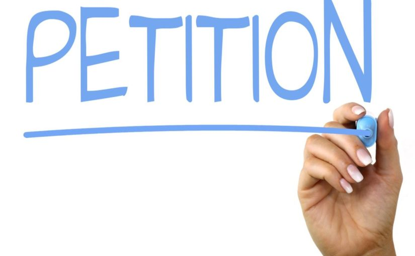 Warum wir keine Unterschriften sammeln