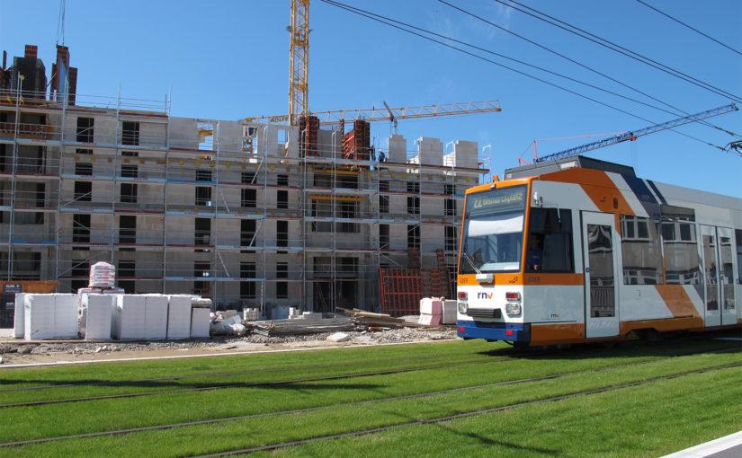 Straßenbahnen steigern den Immobilienwert
