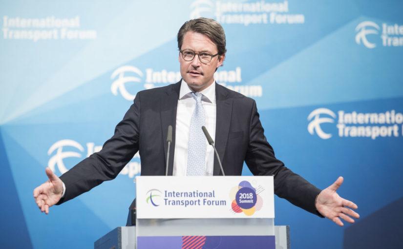 Andreas Scheuer übernimmt ESWE-Geschäftsführung