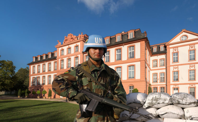 UN schicken Sonderbotschafter nach Biebrich