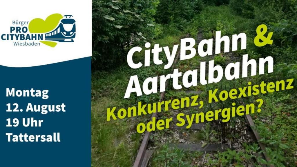Infoveranstaltung: CityBahn & Aartalbahn