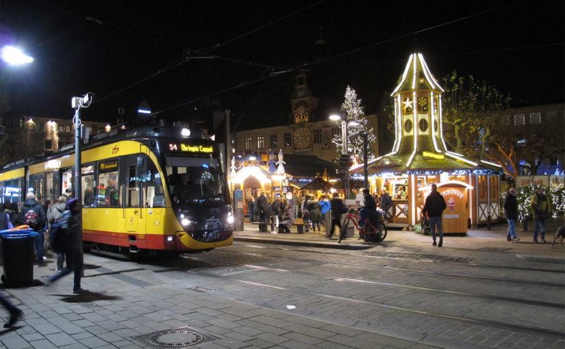 07.12. Heilbronn: Aus der Region direkt auf den Weihnachtsmarkt