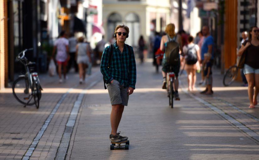 11.12: Groningen – freie Fahrt für emissionsfreie Bürger