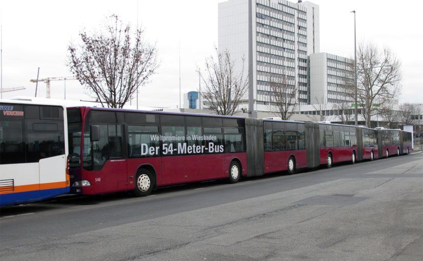 Weltpremiere in Wiesbaden