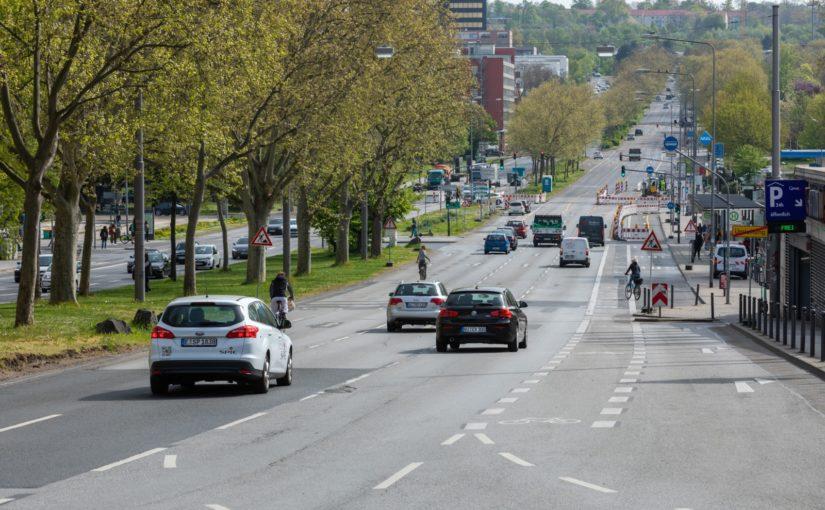 Unfreiwillige Verkehrsexperimente