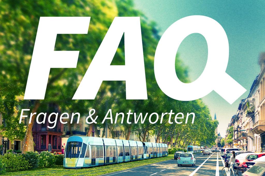 Titelbild FAQ - Fragen zur CityBahn