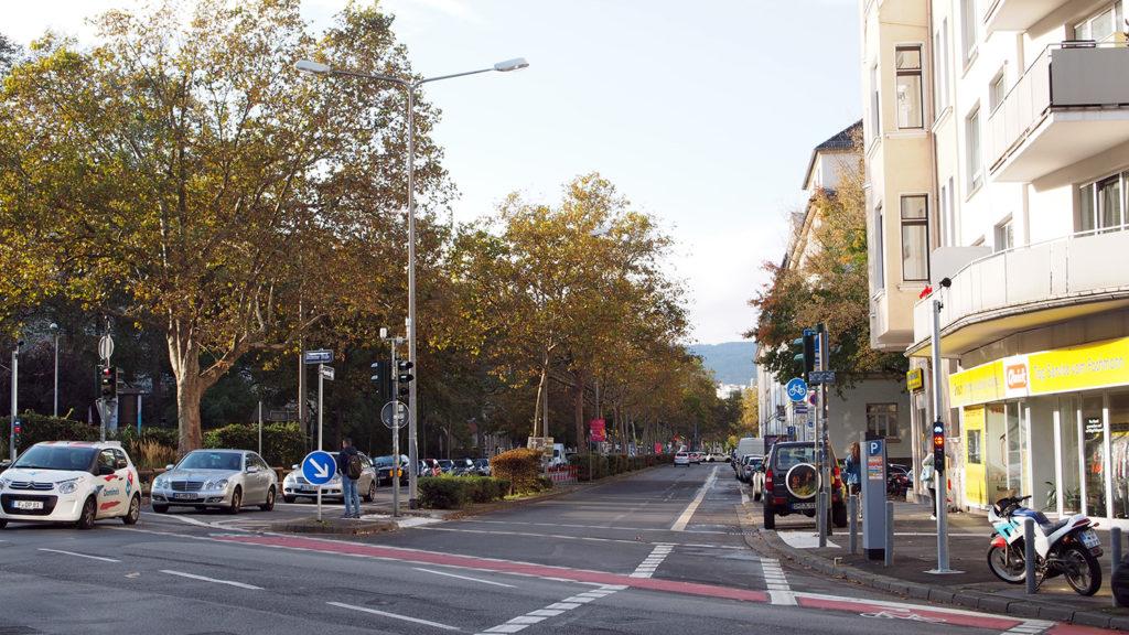 Wiesbaden Klarenthaler Straße