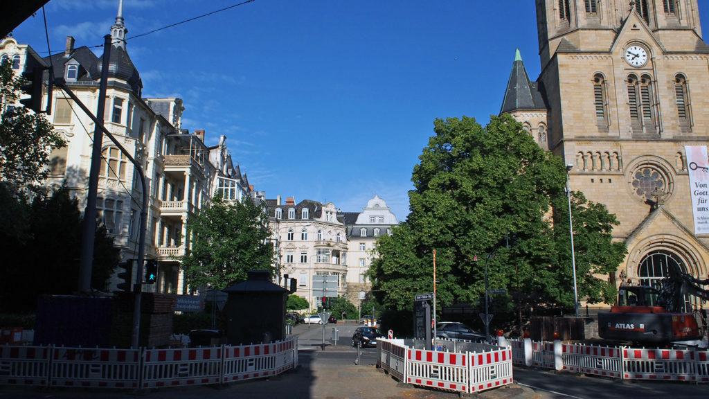 Ringkirche heute